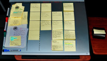 Productivity: Putting the Kanban Display Together